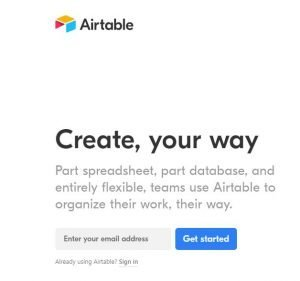 airtable-website